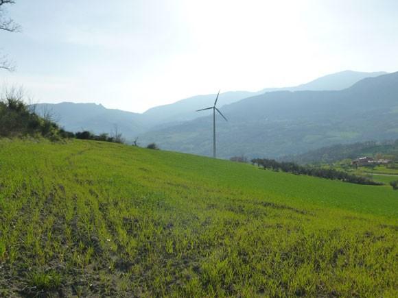 Installazione mini-eolico in Abruzzo