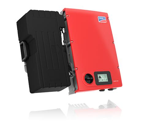 SMA inverter fotovoltaico con accumulo integrato
