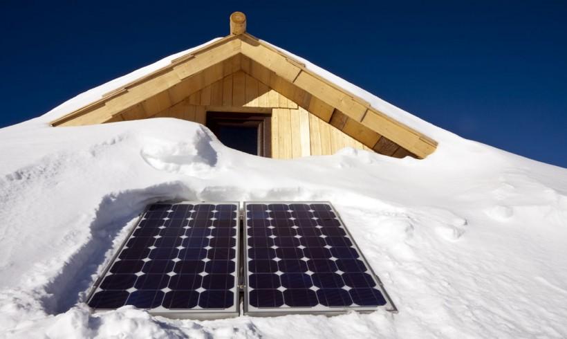 Quanta neve può supportare un impianto fotovoltaico?