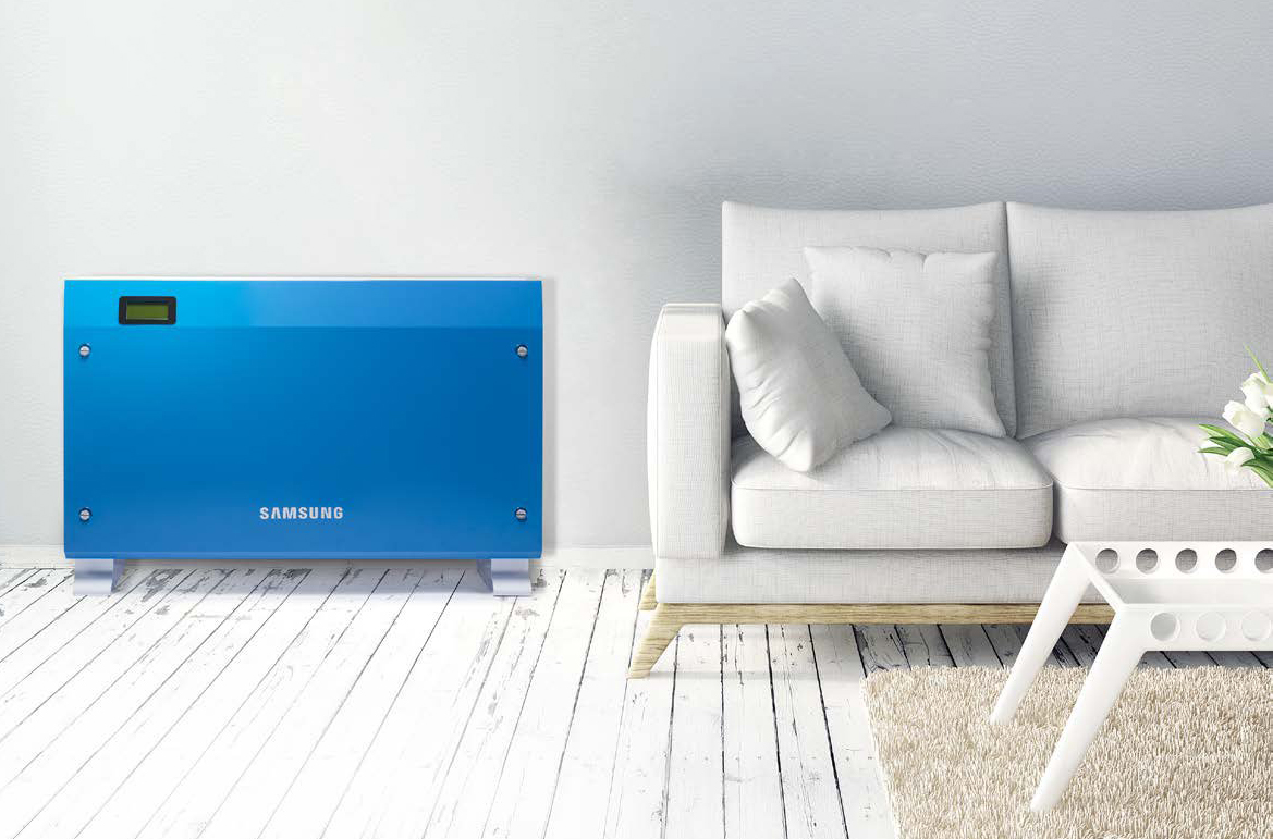 Batteria fotovoltaica Samsung All-in-One