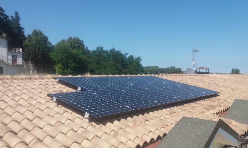 Fotovoltaico SunPower® a Villanova di Cepagatti (PE)