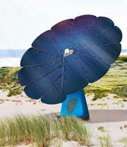 fotovoltaico di design, smartflower