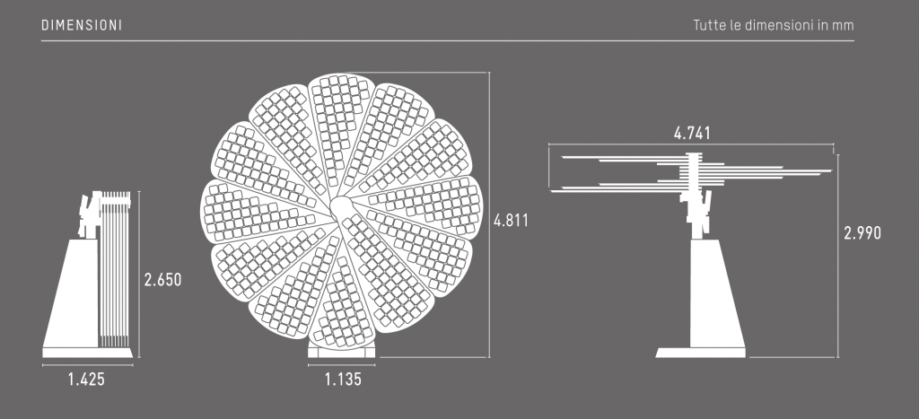 smartflower pop, il fotovoltaico all-in-one