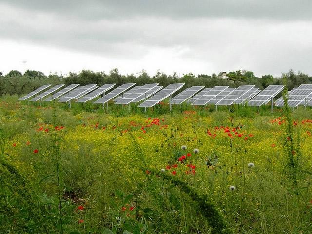 Impianto fotovoltaico a terra – Sablanico – 45 kWp