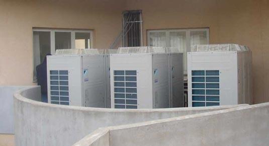Pompa di calore presso il Tribunale di Chieti