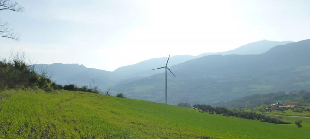 Guarda i dati istantanei della nostra pala mini-eolica