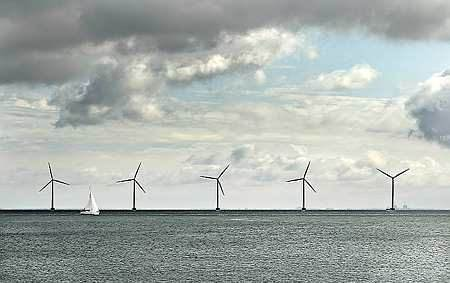 Vento di Capodanno: In Danimarca gli utenti vengono pagati per consumare elettricità