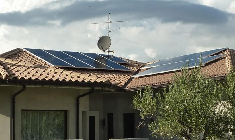 Fotovoltaico residenziale a San Valentino – Chieti