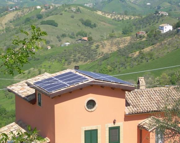 Fotovoltaico residenziale a Penne – Pescara