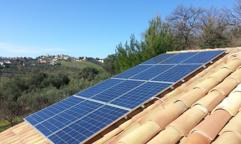 Fotovoltaico residenziale a Chieti