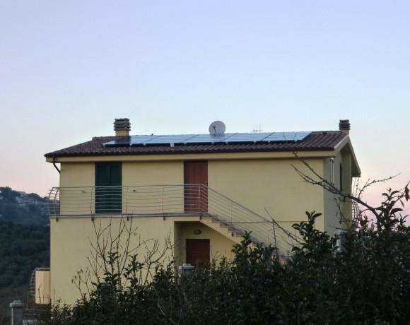 Fotovoltaico residenziale a Vasto – Chieti