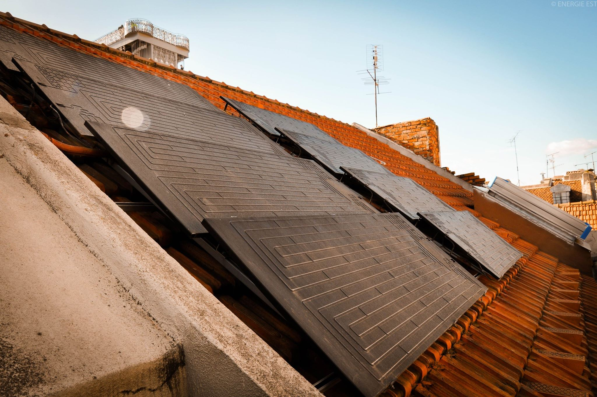 Pannelli Solari Termici Da Balcone solare termodinamico domestico, domande e risposte - icaro srl