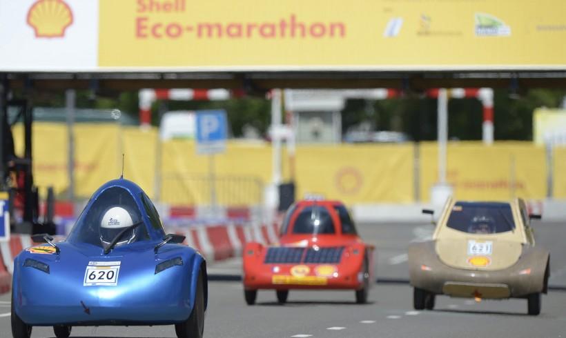 Shell Eco-marathon 2015 – La gara delle auto green del futuro