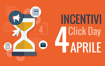 Click Day: Incentivi per 124 milioni di euro
