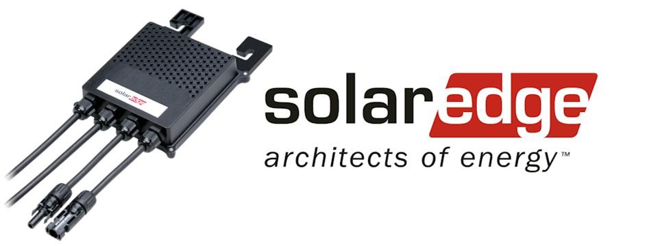 Esempio di un ottimizzatore fotovoltaico SolarEdge.