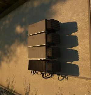 batterie d'accumulo solarwatt