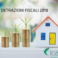 Detrazioni fiscali 2018: confermate le agevolazioni.
