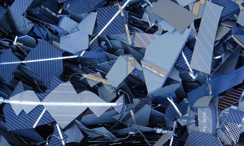 Lo smaltimento dei pannelli fotovoltaici
