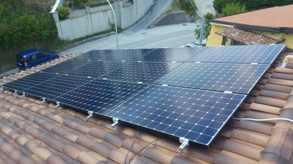 Fotovoltaico SunPower® a Acquaviva di Isernia (IS)