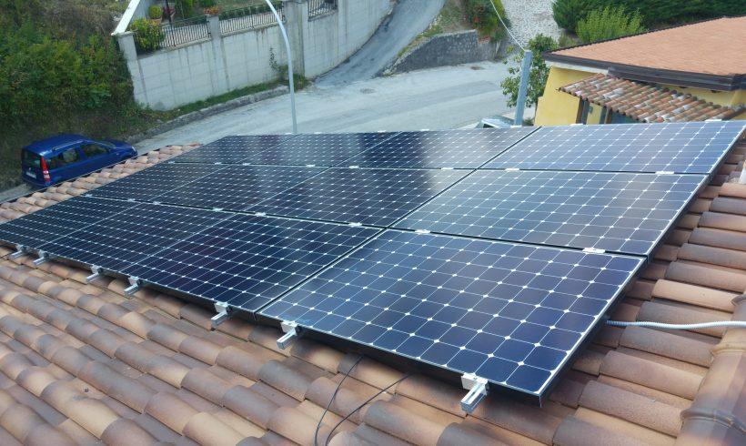 Fotovoltaico SunPower® a Acquaviva di Isernia (IS)