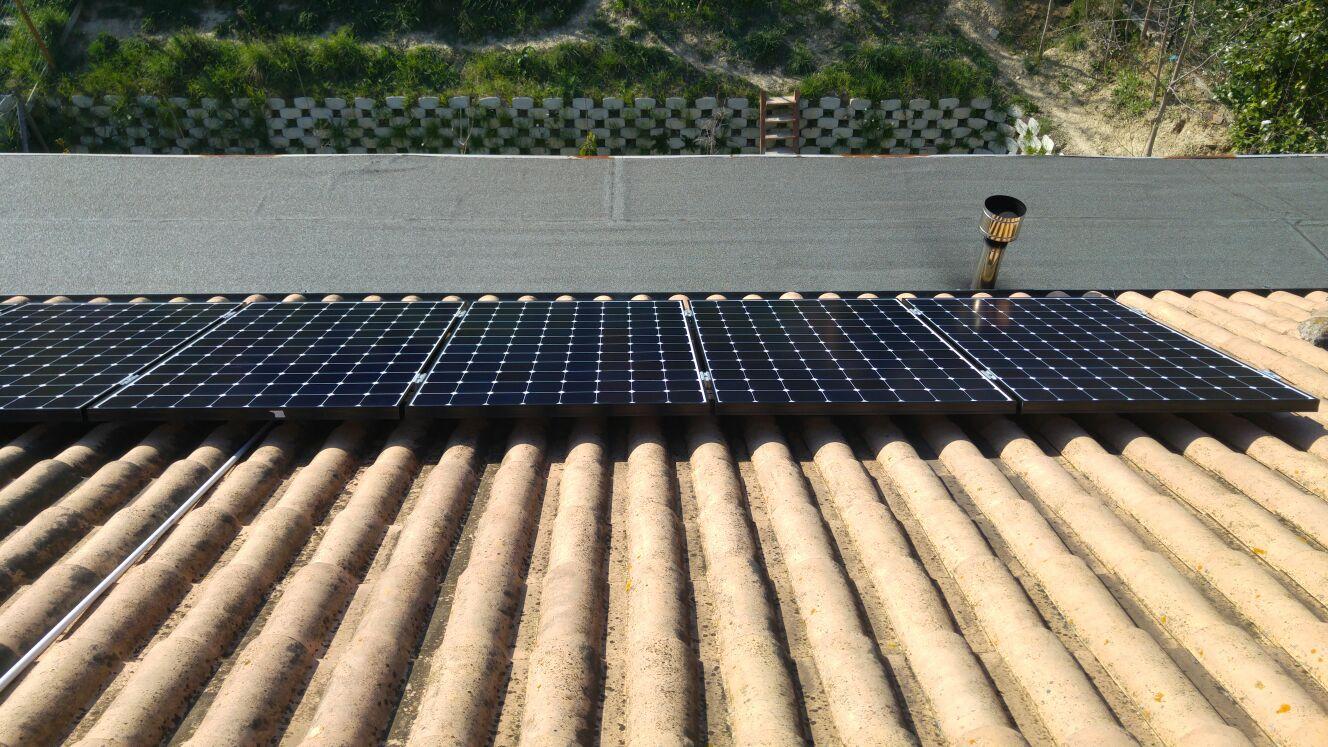 Fotovoltaico SunPower® a Villamagna (CH)