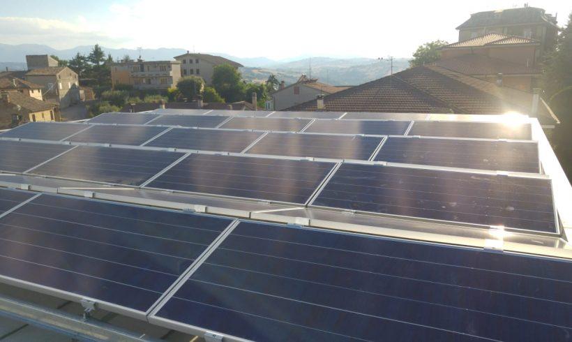 Fotovoltaico SunPower® per azienda a Montappone (FM)