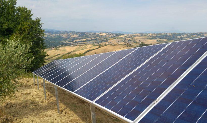Fotovoltaico SunPower® a Montappone (FM)