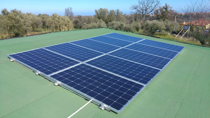 Fotovoltaico a Lanciano (CH)