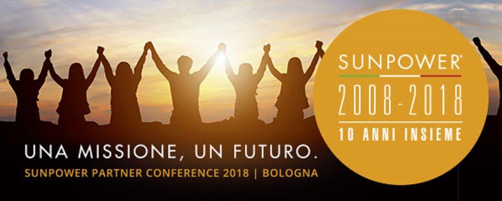 Le novità SunPower 2018 presentati a Bologna