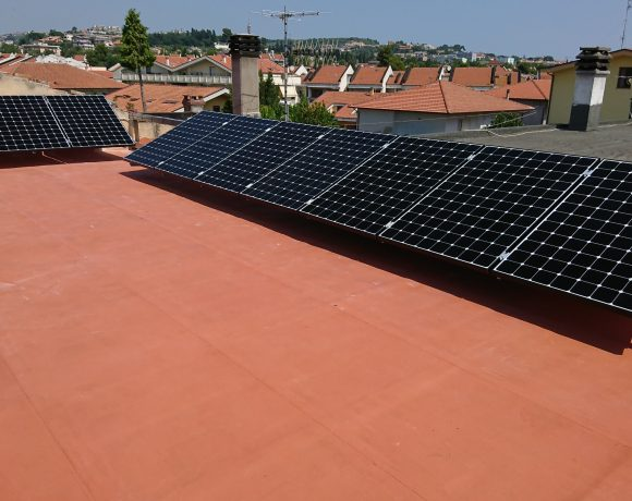 SunPower® Photovoltaics in Pescara (PE)