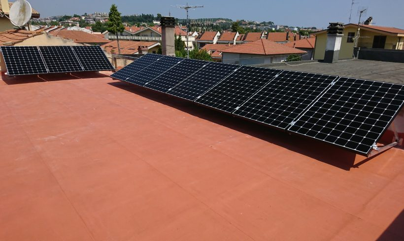 SunPower® Photovoltaics in Pescara (PE)