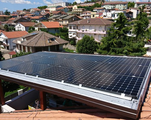 SunPower® Photovoltaics in Spoltore (PE)