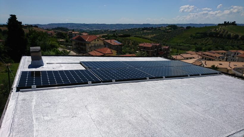 Fotovoltaico SunPower® a Spoltore (PE)
