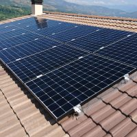 Fotovoltaico SunPower® a Corfinio (AQ)