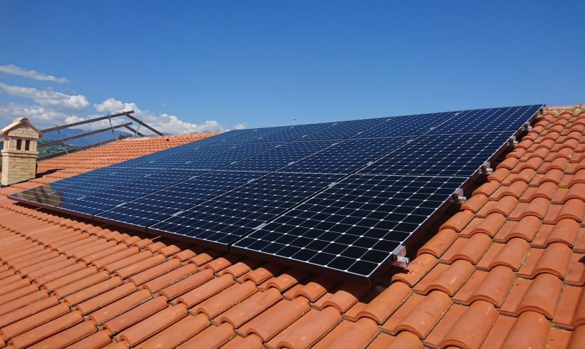 SunPower® Photovoltaics in Picciano (PE)