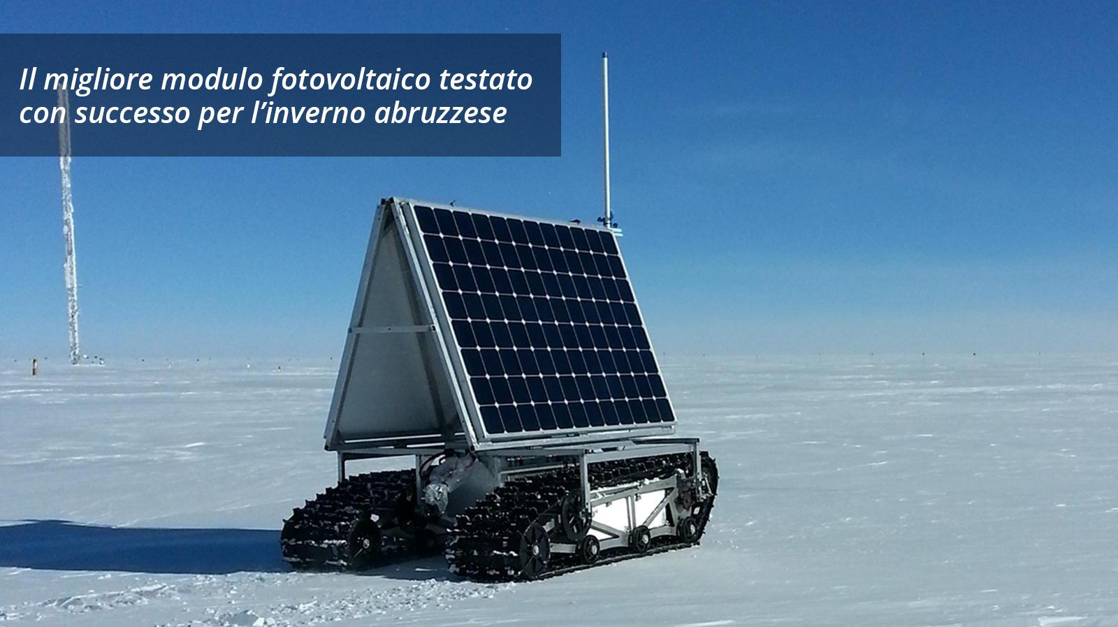 modulo fotovoltaico sunpower sul grover