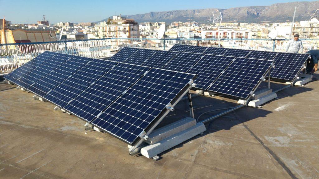 Il fotovoltaico in condominio