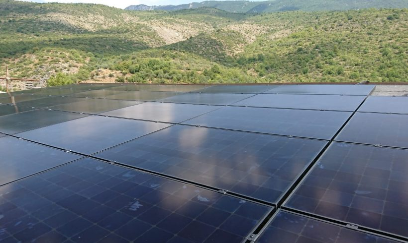 Fotovoltaico SunPower® ad Ofena (AQ)