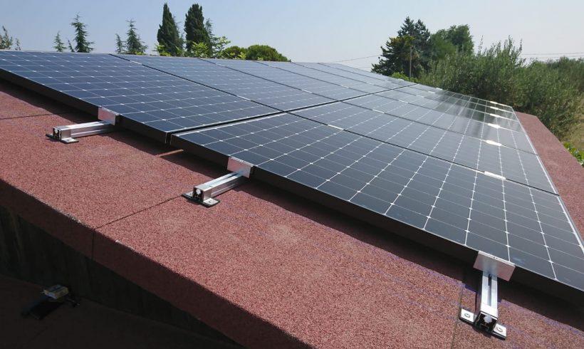 Fotovoltaico SunPower® a Treglio (CH)