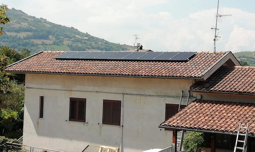 Fotovoltaico SunPower® a Farindola (PE)