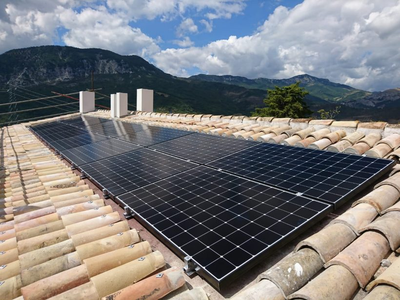 Fotovoltaico SunPower® a Tocco da Casauria (PE)