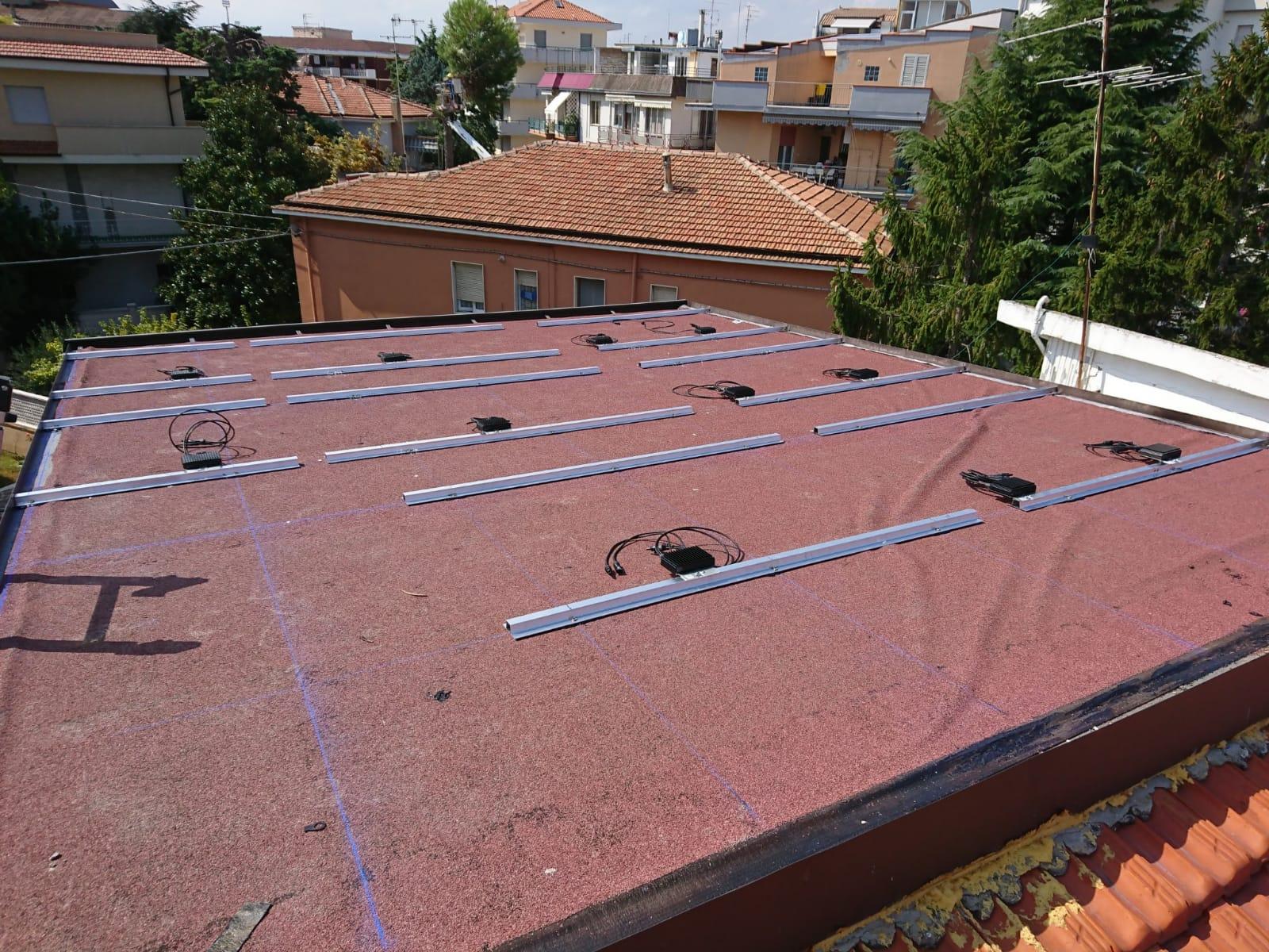 Fotovoltaico SunPower® a Ortona (CH)