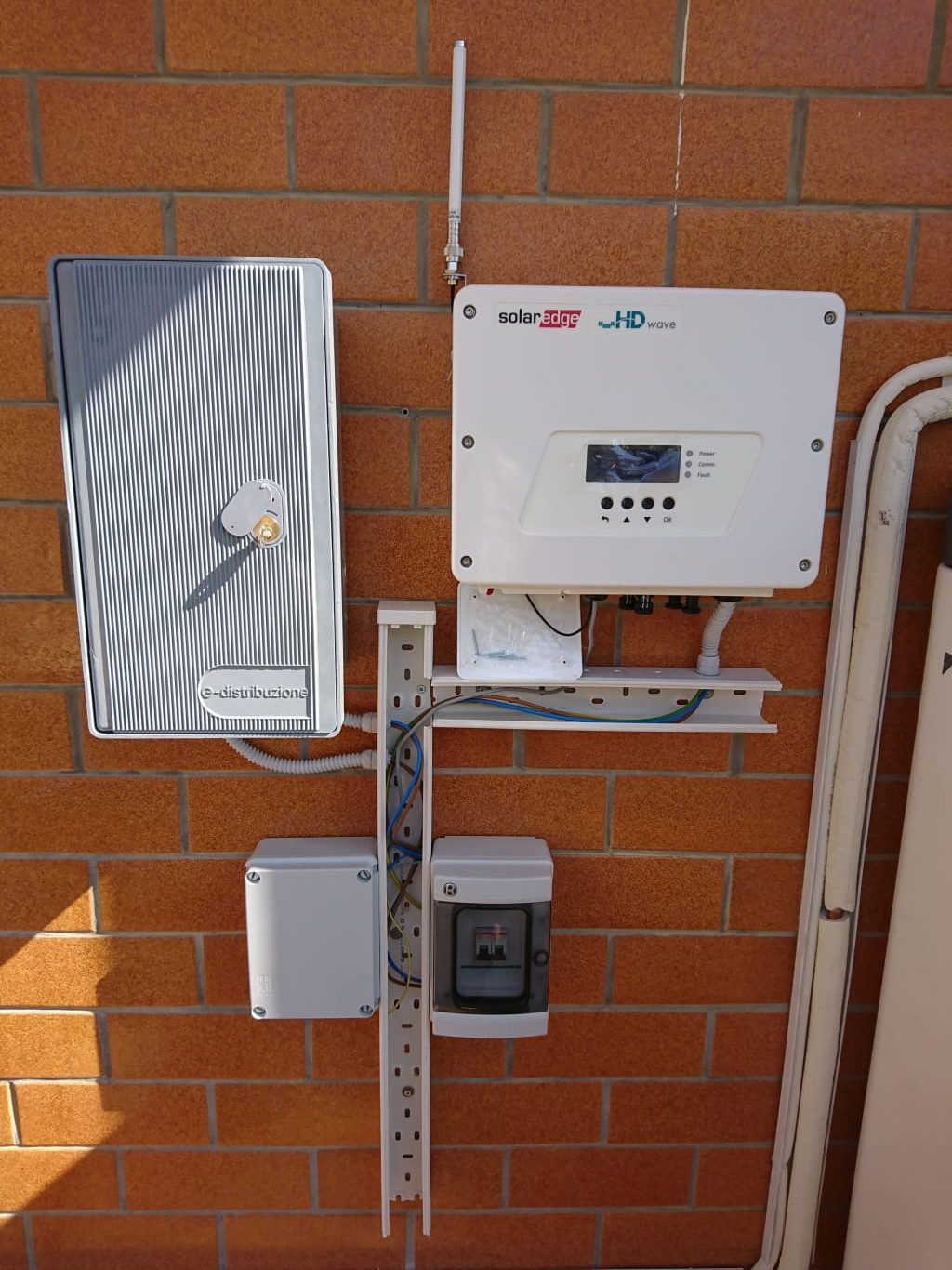 Fotovoltaico SunPower® a Francavilla al Mare (CH)