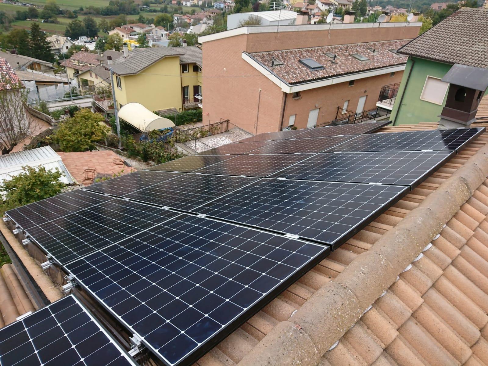Fotovoltaico SunPower® a L'Aquila