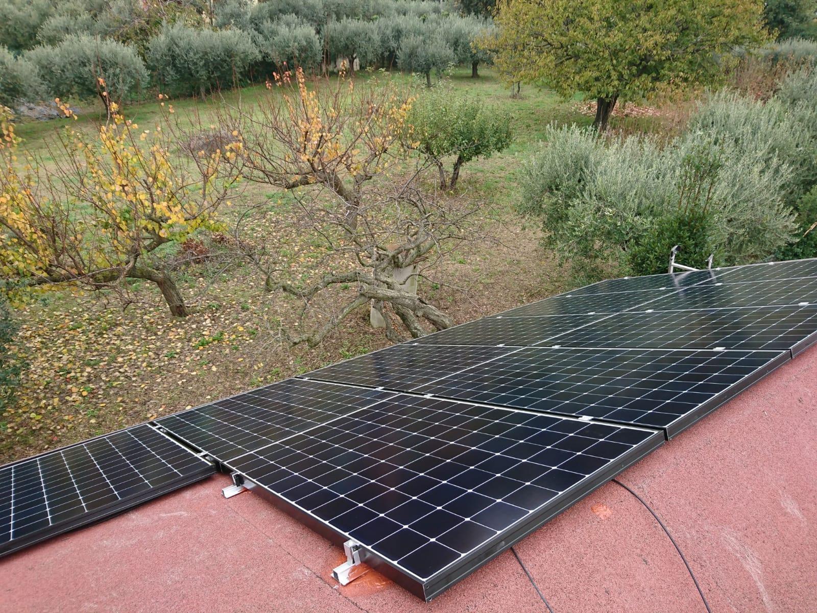 Fotovoltaico SunPower® a Pescara (PE)