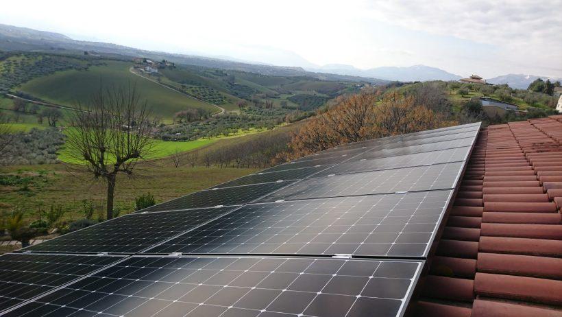 Fotovoltaico SunPower® a Pianella (PE)