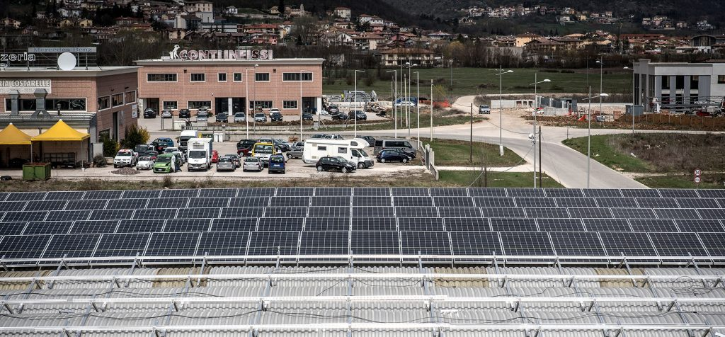 fotovoltaico aziendale Aquila