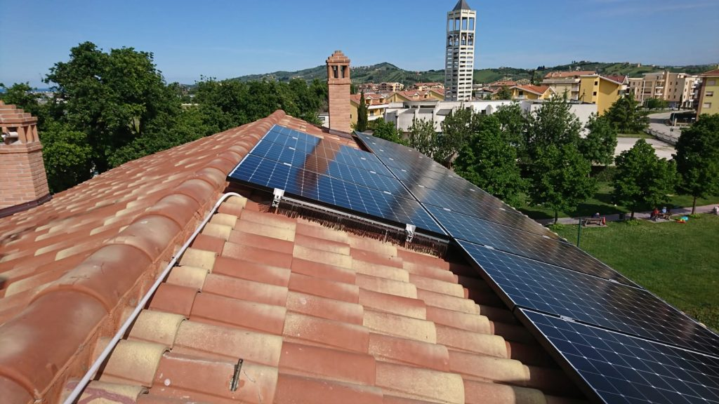 Impianto fotovoltaico a Teramo