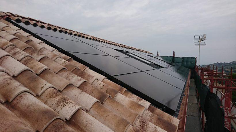 Fotovoltaico SunPower® a Cappelle sul Tavo (PE)